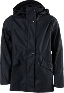 Drops Raincoat Jr Black
