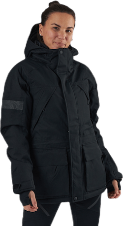 Movement Parka Black