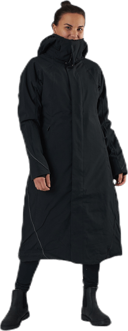 Alicia Coat Black