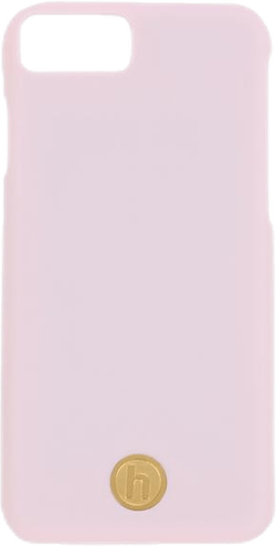 Franksay Phone Case iPhone X Pink/White