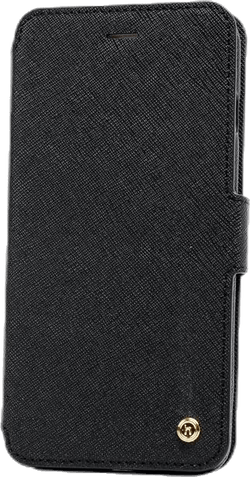 Stockholm Wallet Case Magnet iphone 6/7/8 Plus Black