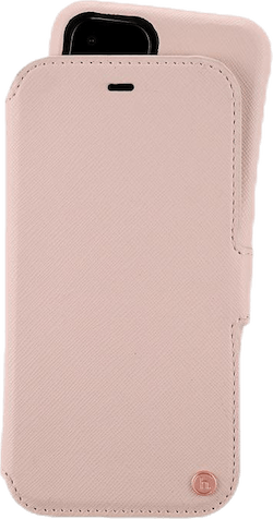 Stockholm Wallet Case Magnet iPhone 11 Pink