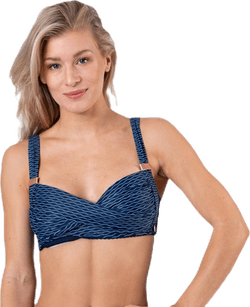 Water Medea Top Blue