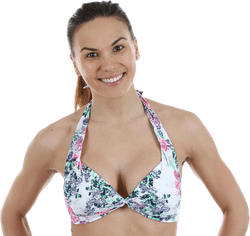 Preita Halter Patterned