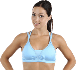 Julie Sport Top Blue