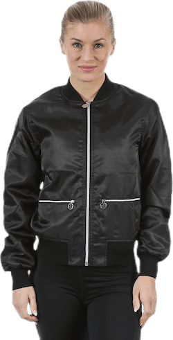 Blink Bomber Jacket Black