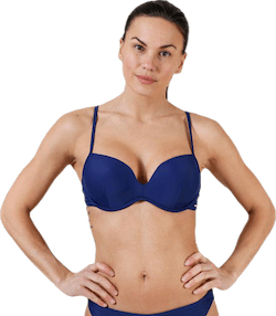 Wire Bra Blue