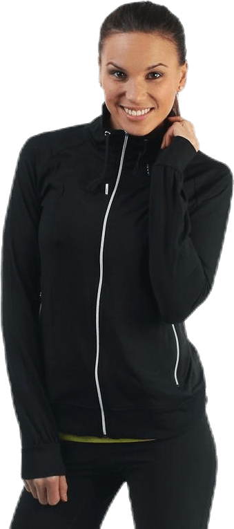 Essential Jacket Black