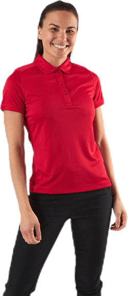 Yarrow Polo Red