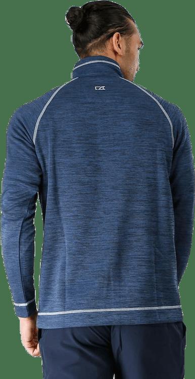 Chambers Half Zip Blue