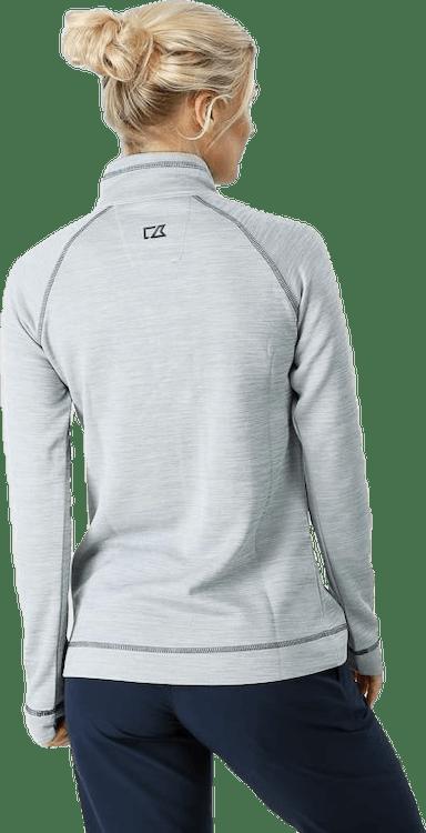 Chambers Half Zip Grey