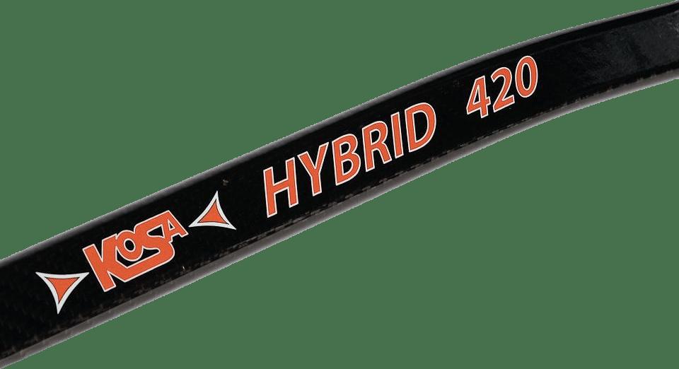 Snake Hybrid 420 Black