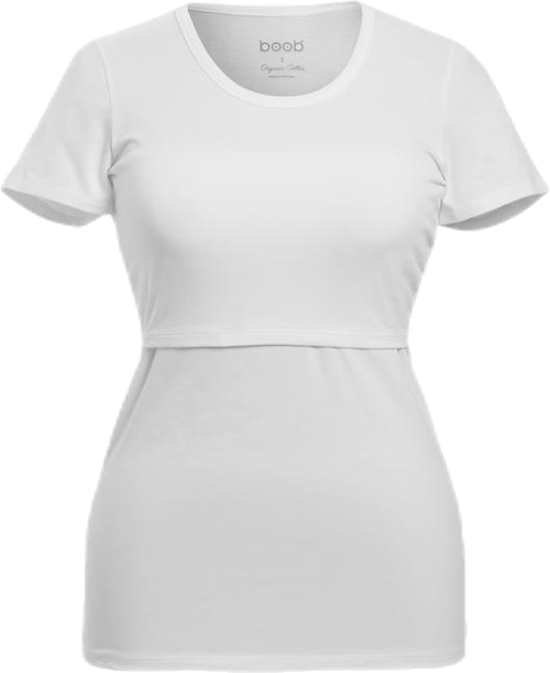 Classic SS Top White