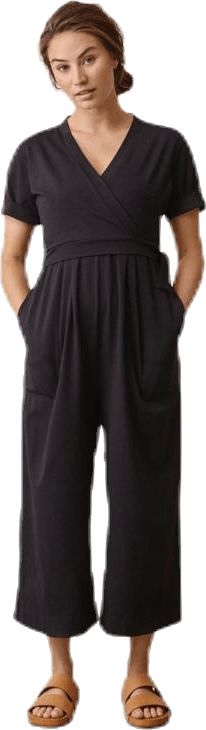 Amelia Jumpsuit Black