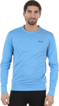 Lubec Sweat Blue