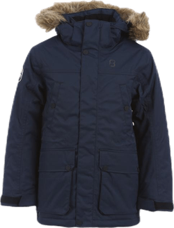 Monitor 17 Jr Parka Blue
