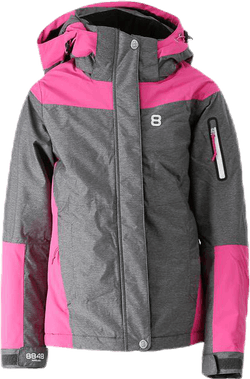 Safira Jr Jacket Pink/Grey