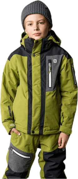 Aragon Jr Jacket Green