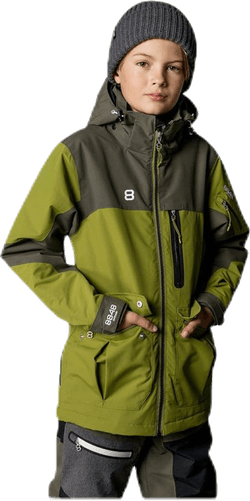 Jayden Jr Jacket Green