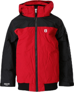 Bronce Jr Jacket Red