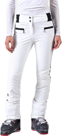 Randy Slim Pant White