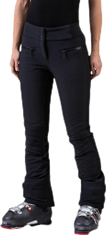 Randy Slim Pant Black