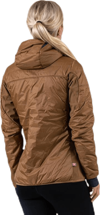Theresia Primaloft Brown