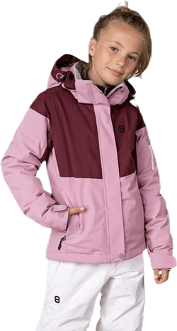 Florina JR Jacket Purple