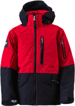 Kaman JR Jacket Red