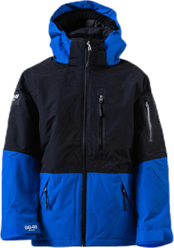 Kaman JR Jacket Blue