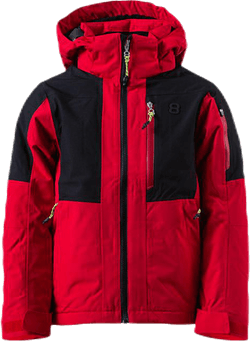 Kellet JR Jacket Red