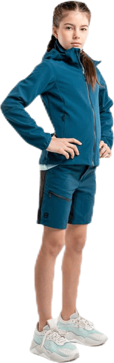 Quick Dry Stretch Hiking Shorts Blue