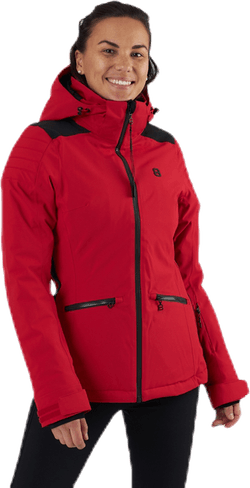 Marion Jacket Red