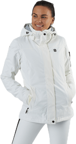 Ebba Jacket White