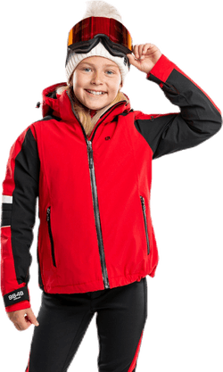 Rianni Jr Jacket Red