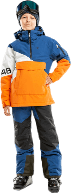 Scooter Jr Anorak Orange