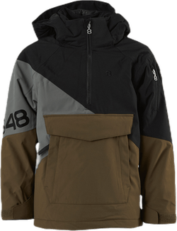 Scooter Jr Anorak Brown