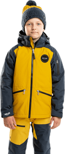 Ashton Jr Jacket Yellow