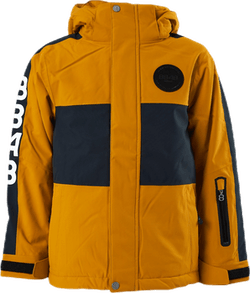 Kingston Jr Jacket Yellow