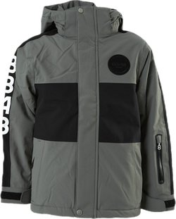 Kingston Jr Jacket Grey