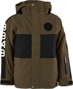 Kingston Jr Jacket Brown