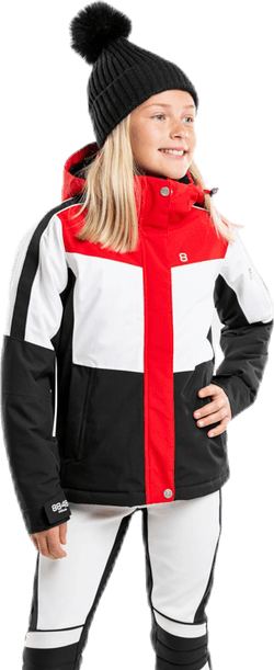 Caylee Jr Jacket Red