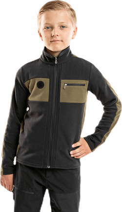 Aydan Jr Microfleece Black