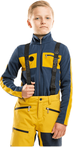 Aydan Jr Microfleece Blue/Yellow