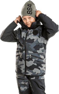 Camo Ashton Jr Jacket Patterned