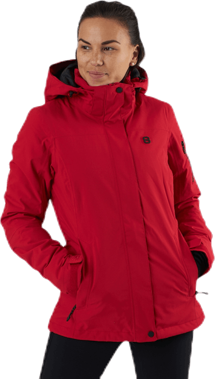 Ebba Jacket Red