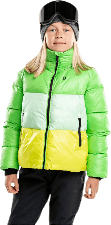 Nora Jr Jacket Green