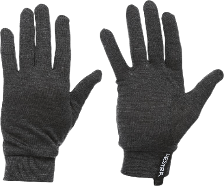 Merino Wool Liner Active Black