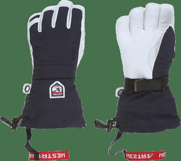 Army Leather Heli Ski Jr Blue