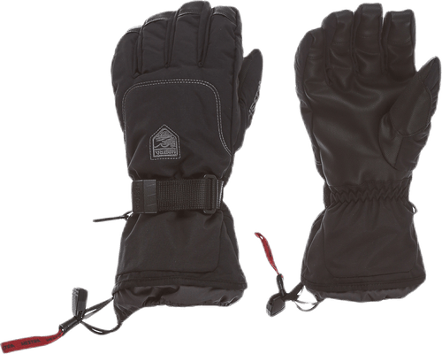 Gauntlet Sr 5 Finger Black